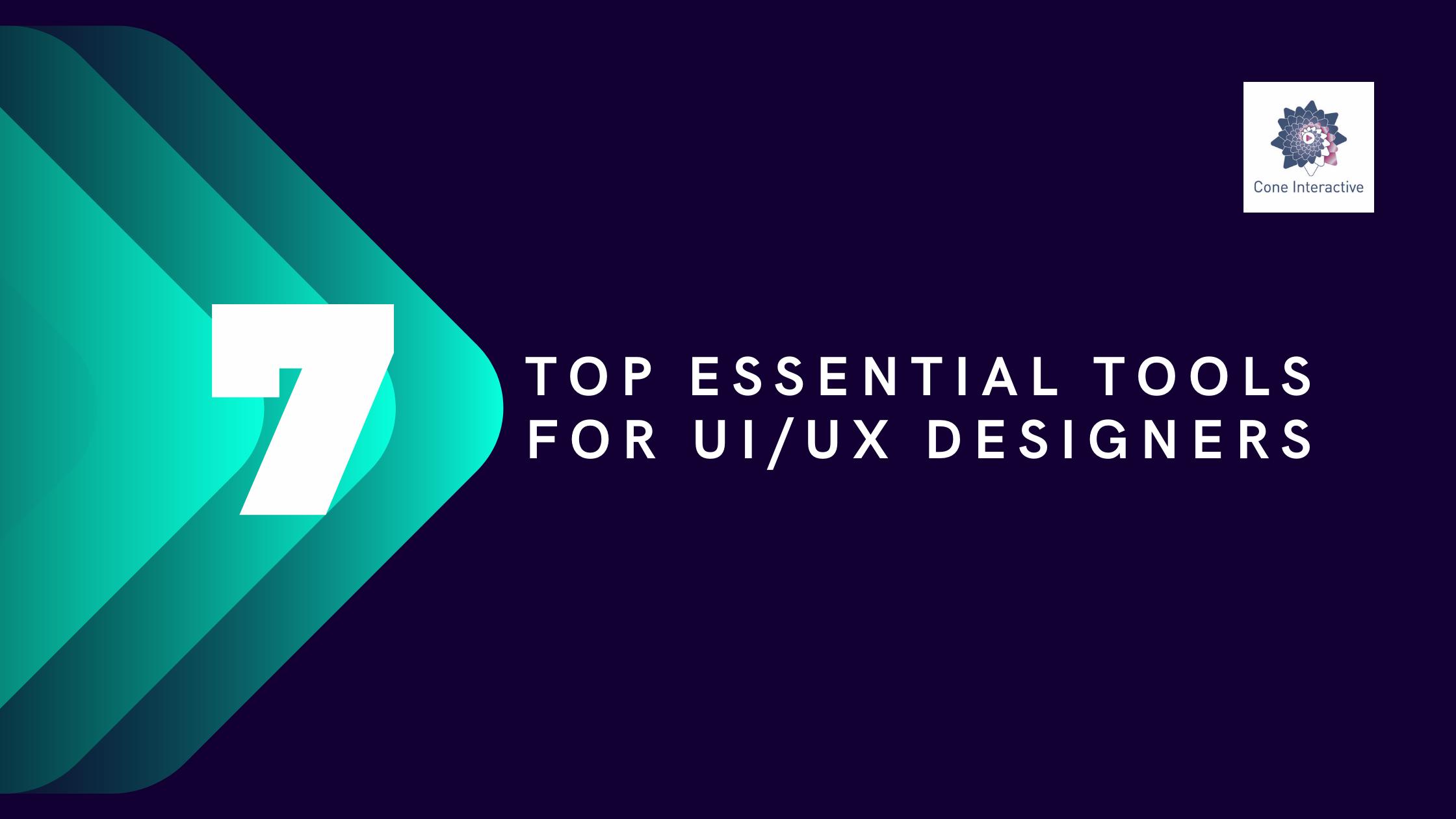 tools for UI/UX designers